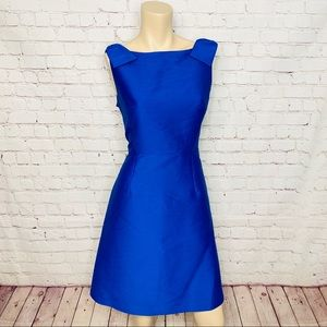 KATE SPADE Royal Blue Formal Evening Party Dress 6